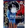 Livro Playstation Ano 19 Nº231 persona 5 Vários