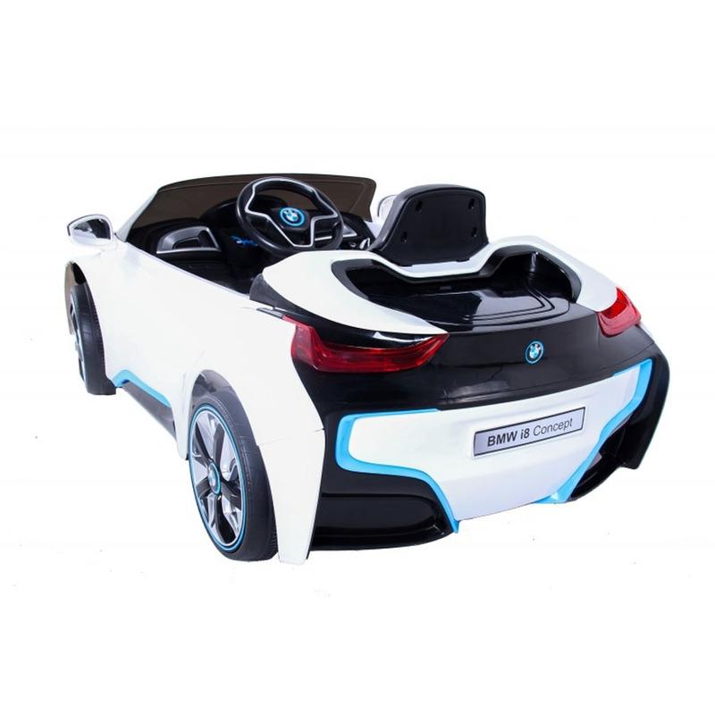 Carro Esporte BMW com Controle Remoto - Branco - 926900 - Bel Brink