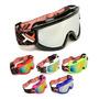 Óculos Mattos Racing Mx Lente Espelhada Cross / Trilha Cores