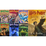 Coleção Harry Potter Capa Original (7 Livros) !