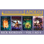 As Provações De Apolo Vol. 1 Ao 4 Rick Riordan Novo Nf