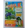 O Incrível Hulk Nº 47 Ed Rio Gráfica Rge 1982