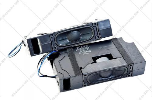 Par Alto Falante Tv LG 43lj5550   Funcionando 100% Original