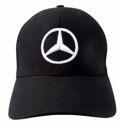 Comprar bon mercedes benz preto de aba curva regulador for Mercedes benz snapback