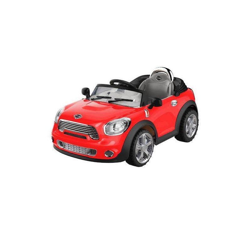 Carro Conversivel Eletrico c/ Controle Remoto Belfix 6V