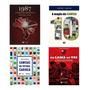 Coleção Flamengo Camisa 10 Camisas Rj Kit 4 Livros