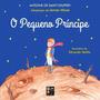 Livro O Pequeno Príncipe / Aquarelas De Eduardo Vetillo Ed.