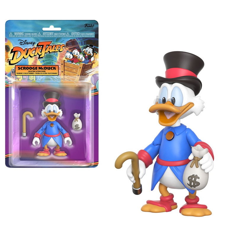 Tio Patinhas - Scrooge Mcduck Afternoon Collection Funko