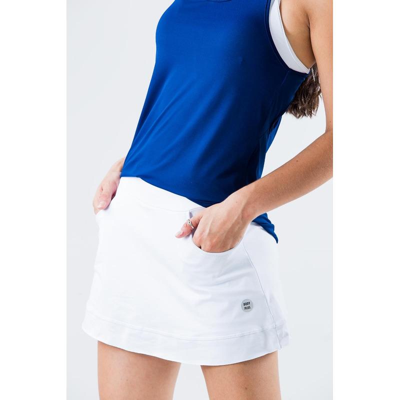 Saia Shorts Bolso