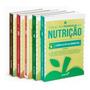 Coleção Manuais Nutrição Concursos Residências Volumes 1 A 5