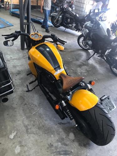 Kit Paralama 35cm V-rod Night Muscle Harley Vrod Rabeta Original