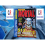 Revista Super Gamepower Especial Mortal 1 Excelente