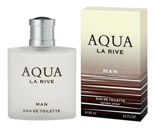 Aqua La Rive Man La Rive Masculino Eau De Toilette 100ml Original