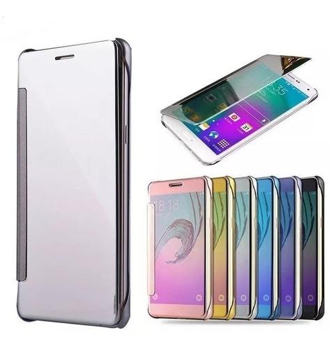 Capa Capinha Flip Espelhada Samsung Galaxy S7 Flat G730f 5.1 Original