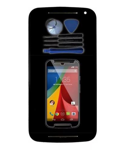 Tela Display Moto G2 Xt1068 + Ferramentas + Película Original