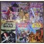6 Mangás Star Wars A Ameaça Fantasma o Império Contra Ataca