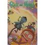Livro Rick And Morty Ed.003