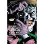 Batman: A Piada Mortal Capa Dura Dc Comics
