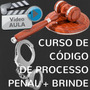 Video Aula Código Processual Penal Livro Brindes !!!