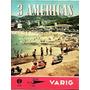 Revista 3 Américas N° 13 Varig 1960