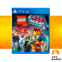 Jogo Lego Movie Videogame - PS4