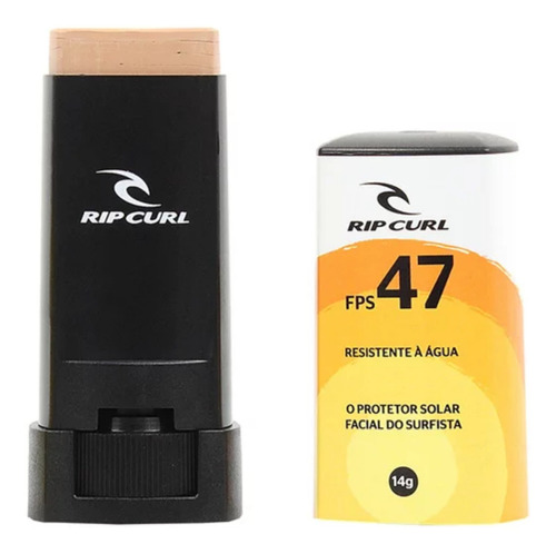 Protetor Solar Facial Rip Curl Fps 47 Surf Água Não Escorre Original