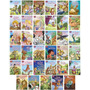 Kit Com 35 Mini Clássicos Livros Infantil