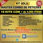 Super Combo Gold Petições Jurídicas 2019 18 Kits Novo Cpc