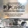 Protetor Escudo Salivar Uber Taxi Popcarro Carro Universal
