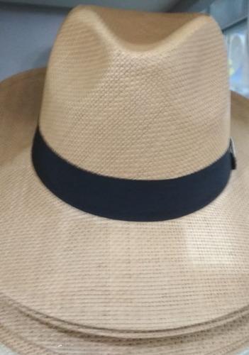 Comprar Chapéu Moda Panamá Aba Larga Casual Praia Masculino Feminino ... 81f7a15ac87