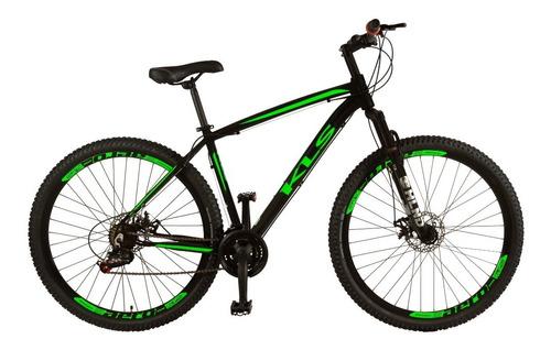 Bicicleta Kls Aro 29 Freio A Disco C/ Suspenção Original