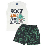 Conjunto Rock Polvo TMX Kids&Teens
