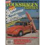 Revista Hot Rod's Volkswagen Classics Vol 1 N°3 Ago/1984