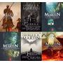 Áudio Livros Game Of Thrones Box Completo. 6 Livros