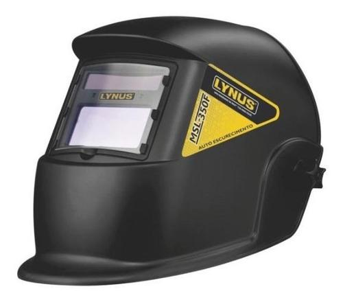 Mascara De Solda Escurecimento Automatico Fixa 3 A 11 Lynus Original
