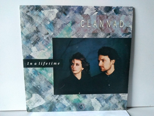 Lp Vinil Single Disco Clannad In A Lifetime 1986/ae32 Original