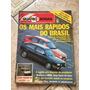 Revista Quatro Rodas 347 Kadett Gs Gol Gti Escort Xr3 Monza
