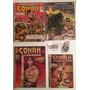 Espada Selvagem De Conan Coleção 205 Revistas! Brinde Raro