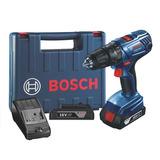 Parafusadeira/Furadeira Bosch à Bateria GSB 180 LI de Impacto