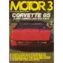 Motor 3 N°61 Corvette Chevrolet D20 Pick up Mini Honda At 3