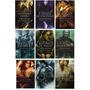Livros Coleção Completa Witcher Capa Tradicional (9 Livros)