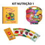 Kit Nutrição Alimente se Bem