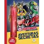 Diário Transformers Robots In Disguise Aventuras Secretas