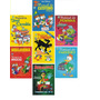 Lote 10 Livros Coleção Hq Manual Disney Atacado Barato