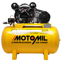 Compressor Motomil CMV-10PL/100 Air Power Monofásico