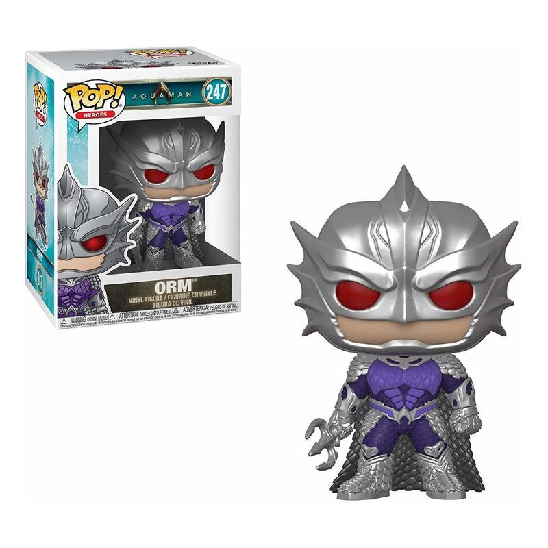 Orm Aquaman Pop Funko #247 - DC