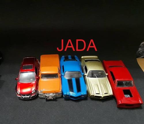5 Sucata De Jada Toys 1/64
