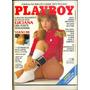 sll Revista Playboy N 149 Luciana Vendramini Dezembro 1987