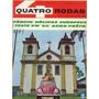 Quatro Rodas Nº56 Março 1965 Vw Fusca Sedan Ouro Preto