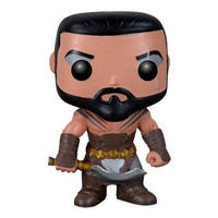 Funko Pop Khal Drogo #04 - Game of Thrones